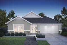 House Design: Ashford - Porter Davis Homes. All in weather board