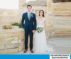 Mükemmel bir düğünün en önemli detaylarından biri de damatlık! Sizi yansıtacak o muhteşem takım elbise CarrefourSA Ankara'da! #dugun #damatlik #takimelbise #carrefoursaankaraavm