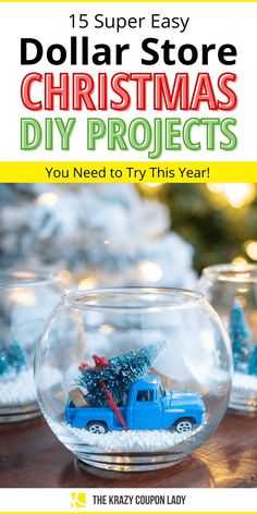Diy Christmas Gifts For Family, Dollar Tree Christmas, Homemade Christmas Gifts, Easy Christmas Crafts, Simple Christmas, Christmas Decorations Diy Cheap, Diy Christmas Crafts To Sell, Christmas Projects For Kids, Yule Crafts