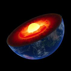 The power source for Earth's magnetic field may be magnesium minerals trapped in the core since our planet's violent birth.