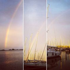 I found the end of the rainbow :)) www.frarina.com #sailing #sailingboat #sail #yacht #marina #photo #photography #instatravel #travelgram #photography #cinematography #rustic #instatravel #travelgram #nomad #slf #wildlife #wolf #wildlifephotography #dog #husky #sexy #instagirl #beautiful #ocean #sea #zea #cloud #livingaboard #nature #relax #wildness #travel Hello there! I am Frank Cozzolino and with my beautiful girlfriend Marina we love to sail vlogging and documentary making. Together we…