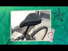 ▶ Biycle accessories and seat cover | Saddle cover - YouTube