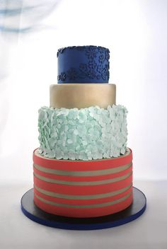 Baltimore Sun - Charm City Cakes' summer 2013 collection [Pictures]