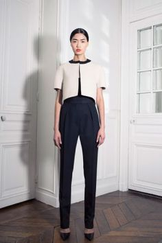 Martin Grant Spring 2014 RTW Collection