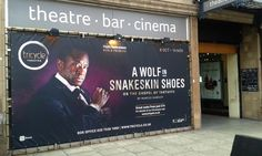Lucian Msamati stars as the flamboyant Archbishop Tardimus Toof at the Tricycle Theatre 8 OCT- 14 NOV