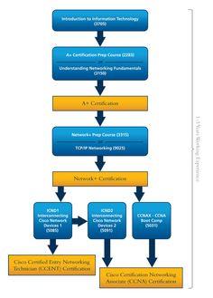 The Cisco/CompTIA Roadmap