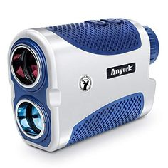 Anyork Golf Rangefinder Laser Range Finder 1500 Yard with Slope On/Off Pinsensor Flag-Lock Tech with Vibration, Continuous Scan Support-with Battery Gifts For Golfers, Golf Gifts, Best Golf Rangefinder, Golf Gadgets, Golf Range Finders, First Target, Photo Blue, Golf Accessories, Cool Things To Buy
