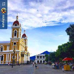 From @nickyure: Plaza #Granada #Nicaragua #ILoveGranada #AmoGranada #Travel