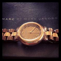 Marc by Marc Jacobs Marci Watch, via @Kidi Brown
