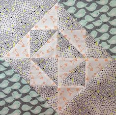 Stash Busters Quilt Along Block 7   Flickr - Photo Sharing!