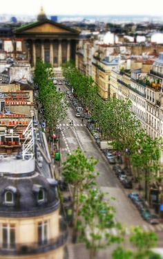 Roofs of Paris III, France, by Jim Rappaport (flickr)