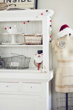 Dress me for Christmas, please :)