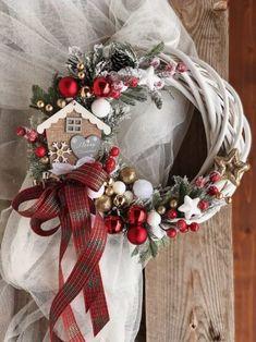 Christmas Projects, Christmas Crafts, Christmas Ornaments, Noel Christmas, Homemade Christmas, Black Christmas Tree Decorations, Natal Diy, Illustration Noel, Christmas Interiors