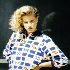 Model by RHB, NYC 1986