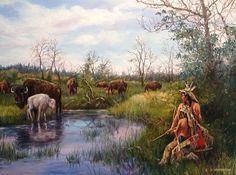 native american paintings Hubert Wackermann | Hubert Wackermann༺ ♠ ༻*ŦƶȠ*༺ ♠ ༻