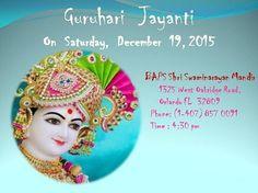 #Guruhari #Jayanti 2015..