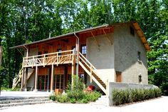 Boskabanne - Laarne groepsverblijf  7 slaapkamers tot 36 personen met polyvalente zaal