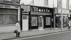 A visit to Di Mascio& on Marlborough Street, the oldest fish and chip shop in Dublin. Dublin Street, Dublin City, Old Pictures, Old Photos, Fish And Chip Shop, Images Of Ireland, Classic Photography, Photo Engraving, Fish And Chips