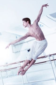 Charlie Andersen~Charlie meme'd ballet in Shit Ballerinas Say while a member of the corps of the Royal Danish Ballet.