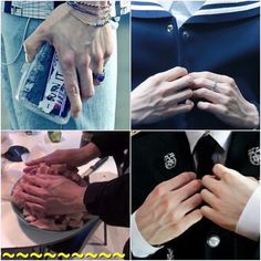 Yoongi's Hands Appreciation <3
