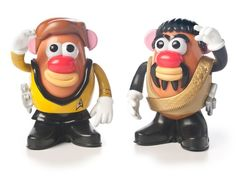 Star Trek Mr Potato Head