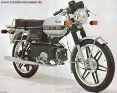 Kreidler Florett RM 1978 - Frankreich