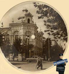 Краснодар. Перекрёсток улиц Красной и Советская (вид 1)