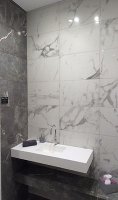 White grey marble tile bathroom marble home decorations shop near me .