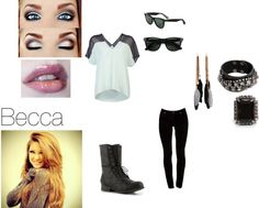 """""""Untitled #390"""" by xxxnevershoutnever123xxx ❤ liked on Polyvore"""