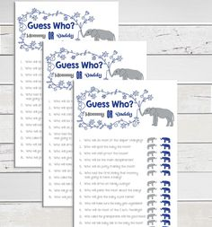 couples baby shower games