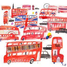 London Transportation - Laura Hughes
