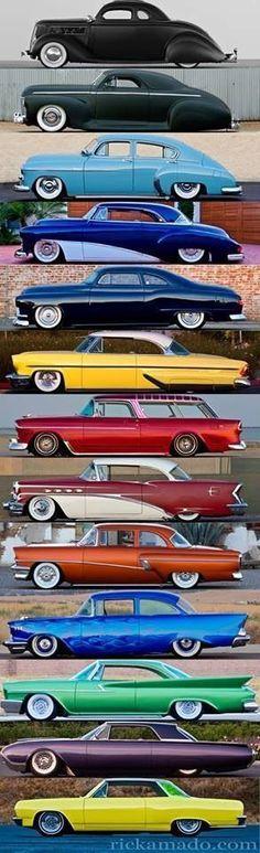 Evolução de um carro. #Mercury #Rvinyl ========================== https://www.rvinyl.com/Mercury-Accessories.html