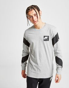e4938c4f2ab Nike Air Long Sleeve T-Shirt - Shop online for Nike Air Long Sleeve T