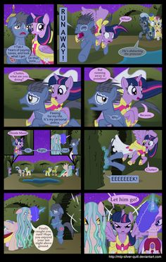 A Princess' Tears - Part 19 by MLP-Silver-Quill on deviantART