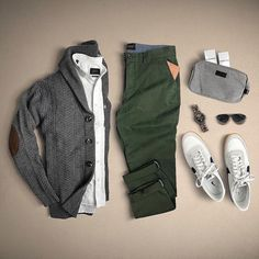 Outfit Ideas For Men: Stylish Mens Clothes That Any Guy Would Love Fashion Mode, Mens Fashion, Fashion Outfits, Fashion Trends, Fashion Inspiration, Stylish Men, Men Casual, Moda Men, Style Masculin