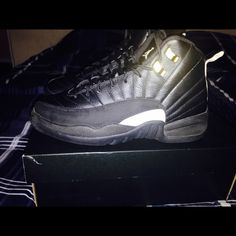 Jordan retro 12 Great pair of 12 8/10 Jordan Shoes Sneakers