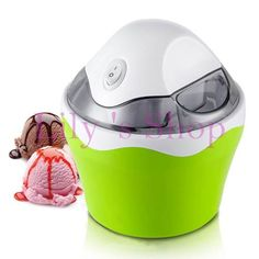 MINI DIY Household Icecream Maker Machine