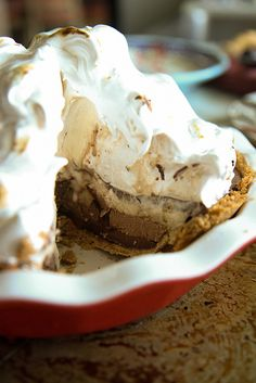 S'mores Ice Cream Pie by Heather Christo, via Flickr