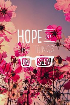 Hope everyday