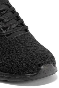 Athletic Propulsion Labs - Techloom Phantom 3d Mesh Sneakers - Black - US9.5