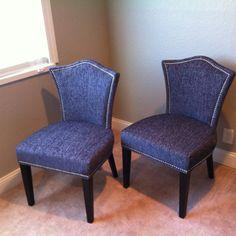 My New TJ Maxx Chairs!