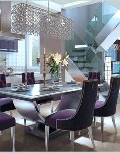 Luxury Home Interiors⭐️ Luxurious interior design ideas perfect for your projects. #interiors #design #homedecor www.covetlounge.net