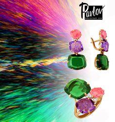 pavlov jewellery house #bijoux #首飾 #pavlov #pavlovjewellery #pavlovjewelleryhouse #pavlovhouse #jewellery #jewels #goldjewellery #goldcoast #golden #jevelry #tourmaline #diamonds #ring #earrings #valuable #gift #diamanti #gioielli