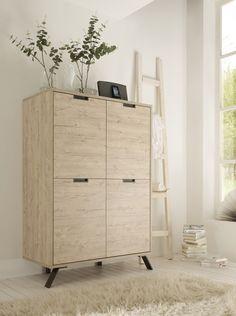 Le vaisselier/argentier Alabama apportera la touche contemporaine que vous recherchiez pour votre intérieur.