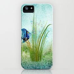 Tom der Fisch iPhone Case