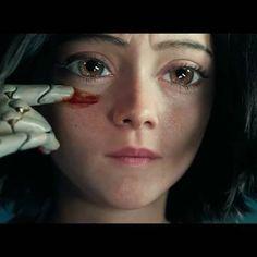 #alita #battleangel #alitabattleangel #총몽 #알리타 #배틀엔젤 Alita Movie, Female Cyborg, Angel Movie, Neo Tokyo, Battle Angel Alita, Sad Movies, Otaku, Beautiful Anime Girl, Fantasy Girl