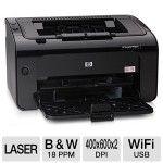 HP P1102w LaserJet Pro Wireless Black and White Printer – $109.99 + Free Shipping – TigerDirect.com