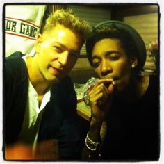 Wiz Khalifa & Matisyahu, could this be any more perfect?