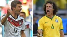 Today we are going to tell you a little about the world cup semi final between the two big teams Germany and Brazil. We are gonna talk about the teams players and their strengths.  Read more: http://www.inforticles.com/2014/07/brazil-vs-germany-world-cup-semi-final.html#ixzz36uDK3EaD