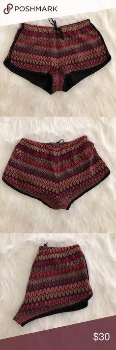 [ecoté] crochet dolphin shorts Super comfortable! Comes from a smoke-free home!! Price negotiable, within reason, so feel free to make an offer!! NO trades. NO 🅿️🅿️. LOWBALL OFFERS will NOT be tolerated! I love bundles though 🛍🛍🛍 Urban Outfitters Shorts
